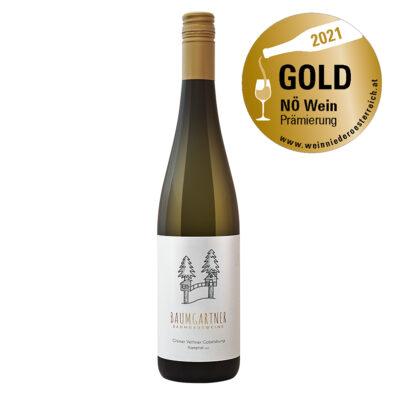 gv gobelsburg niederoesterreich weinpraemierung gold - Weingut & Heuriger Baumgartner