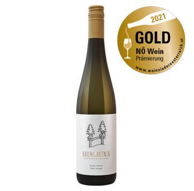 gv spiegel niederoesterreich weinpraemierung gold - Weingut & Heuriger Baumgartner